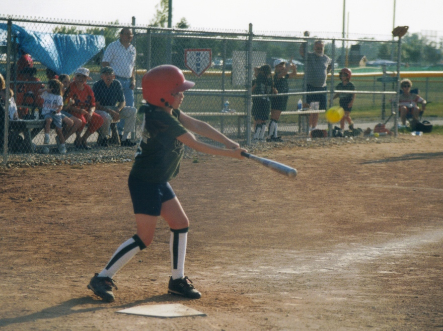 How softball made me who I am today. | Lynnette Therese