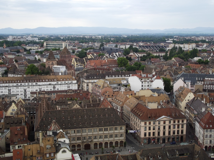 seeing Strasbourg | Lynnette Therese