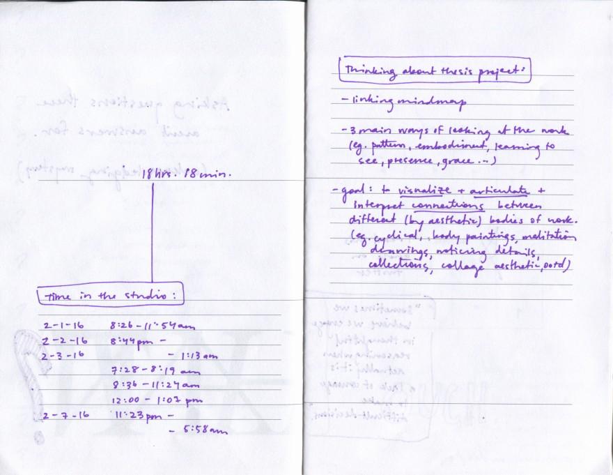 process project / week 4   LTS