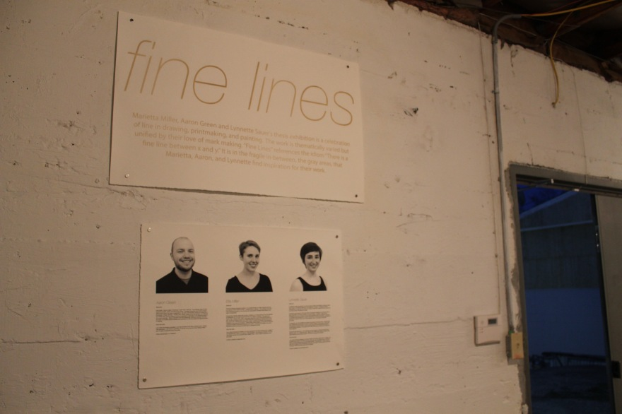 Fine Lines | Lynnette Therese Sauer