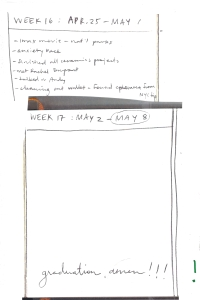 process project / weeks 9-17 | LTS