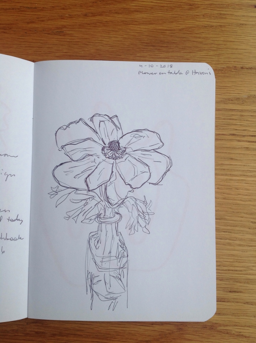 spring sketchbook | lynnette therese sauer