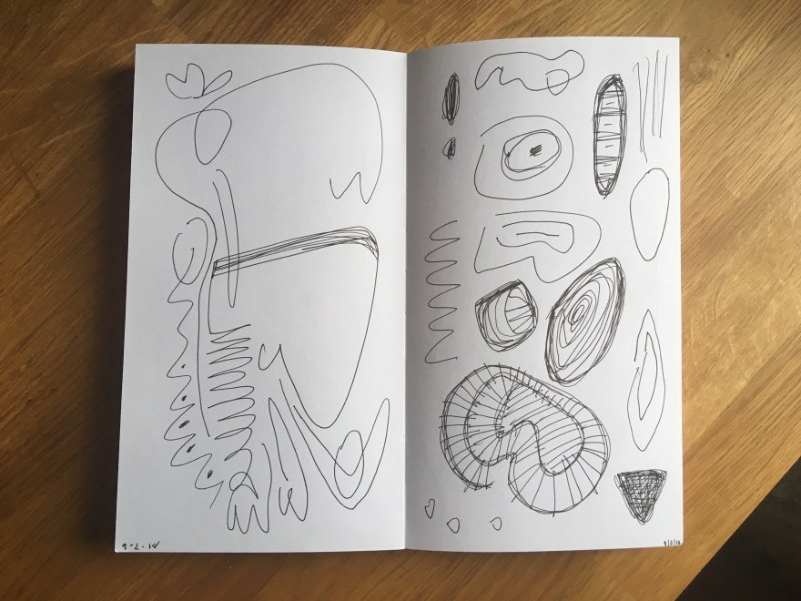 fall 2018 sketchbook | Lynnette Therese Sauer
